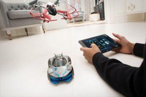 WowWee REV Air-Robotic Flight Battle App Control