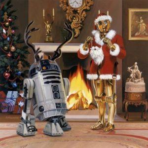 1979-Lucasfilm-Christmas-Card-Ralph-McQuarrie