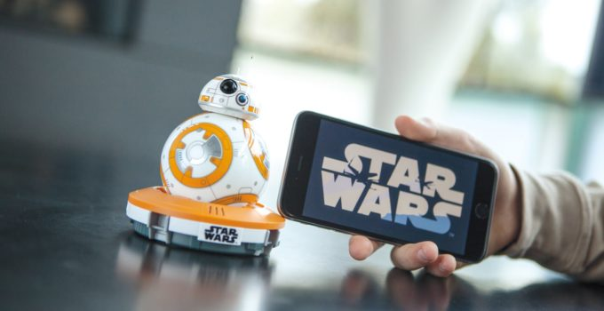 Buy Sphero Stars Wars BB-8 Droid review