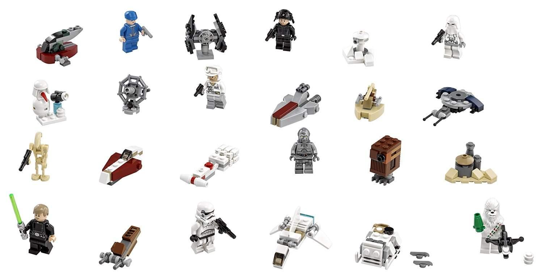 LEGO Star Wars 75146 Advent Calendar Building Kit