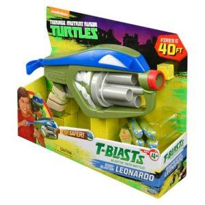 Teenage Mutant Ninja Turtles T-Blasts Leonardo Quad Blaster