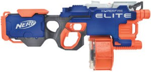The Best NERF Gun Nerf N-Strike Elite HyperFire Blaster best deal