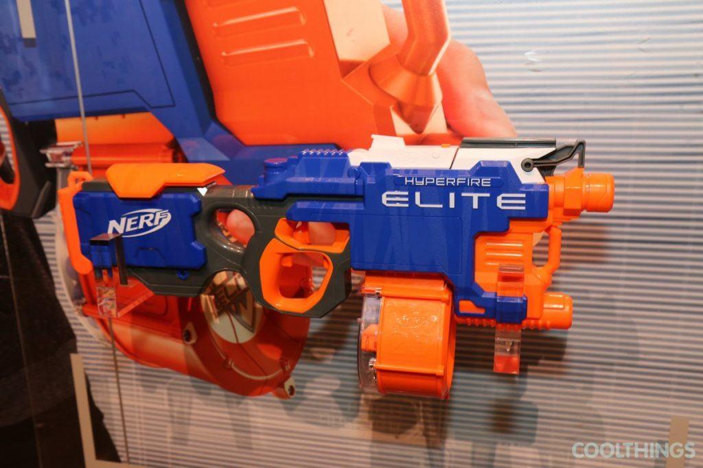 The Best NERF Gun in the World Nerf N-Strike Elite HyperFire Blaster