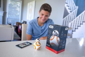 awesome toys Sphero Star Wars BB-8 Droid