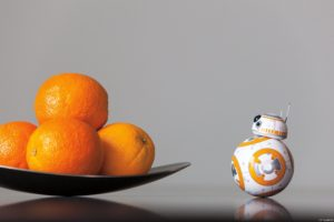 hillarious funny Sphero Star Wars BB-8 Droid