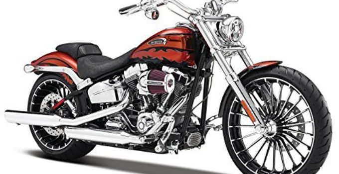 2014 Harley Davidson CVO Breakout Motorcycle Model 1/12 by Maisto 32327