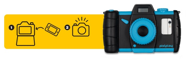 Pixlplay Camera Quick Review