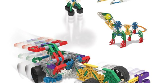 KNEX 10 Model Building Fun Set Creative toys