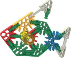 KNEX 10 Model Building Fun Set fish