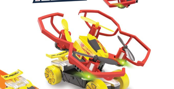Hot Wheels Bladez Quad Racerz Review