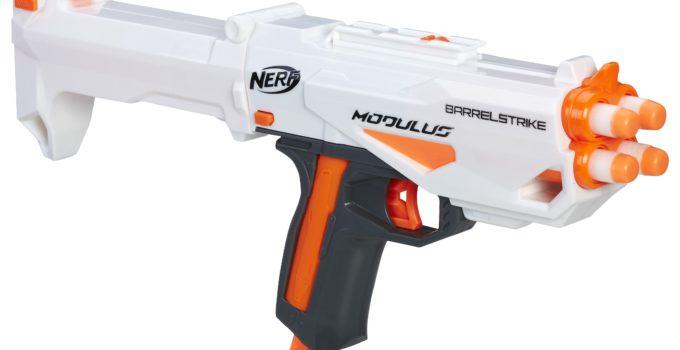 NERF MODULUS BARRELSTRIKE Blaster