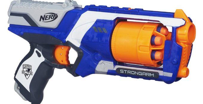 Nerf N-Strike Elite Strongarm Blaster Revies