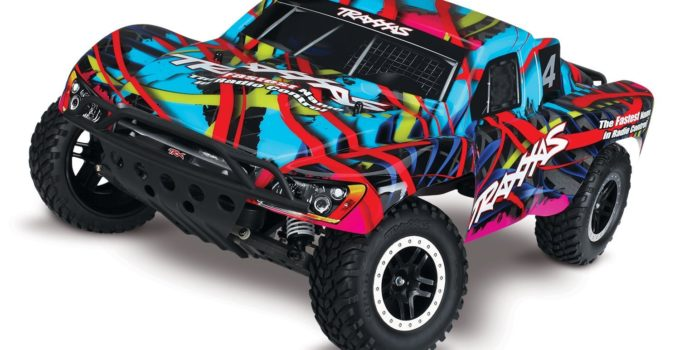 Traxxas Slash RC Car Hawaiian