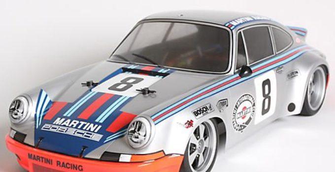 Tamiya Porsche 911 Carrera Rsr