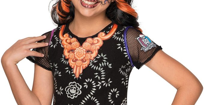 Costume Monster High Skelita Calaveras Photo Real Costume Top Costume
