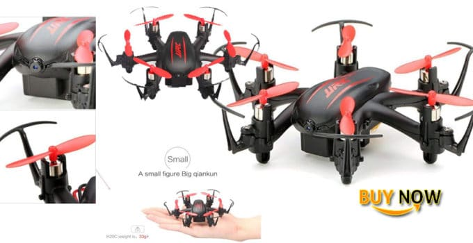 Megadream Nano HD Camera Hexacopter RC Quadcopters Review