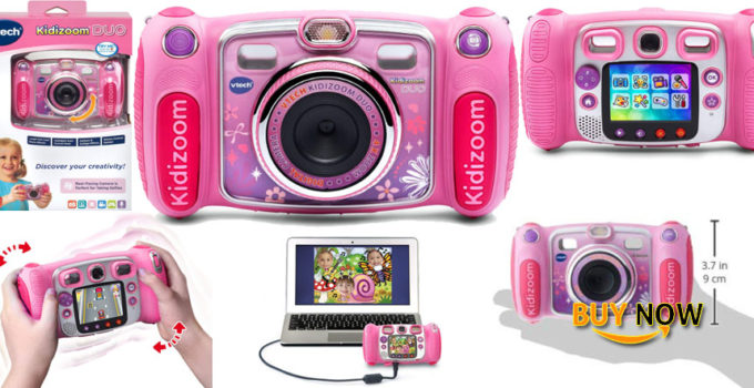 VTech Kidizoom Duo Selfie Camera Review