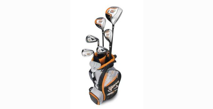 Callaway Boys XJ Hot Junior Kids Golf Club Set Review