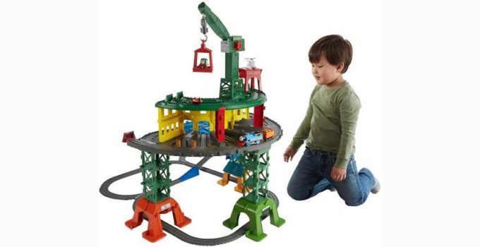 Fisher-Price Thomas Friends Super Station Review