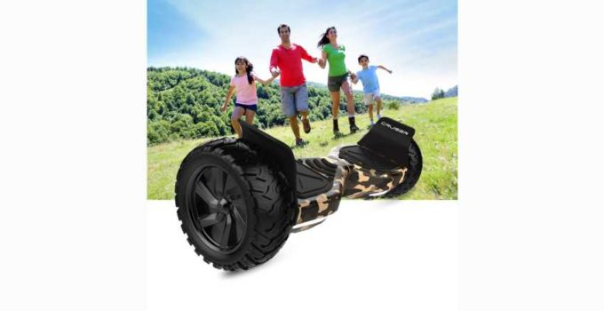 HYPER GOGO 8-5 Inch Hoverboard-Electric Smart Self Balancing Wheel Hoverboard Scooter Review