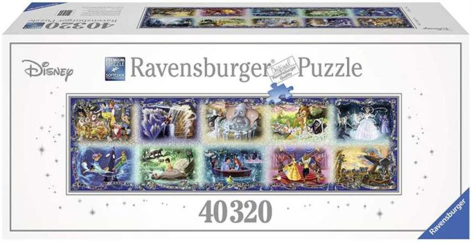 Ravensburger Disney Puzzle 40320 Pieces1
