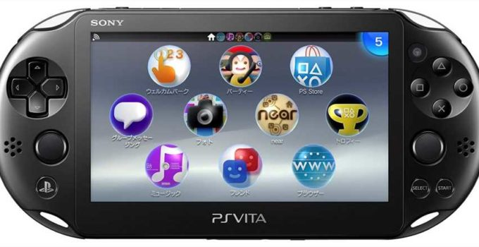 Sony PlayStation Vita WiFi Review