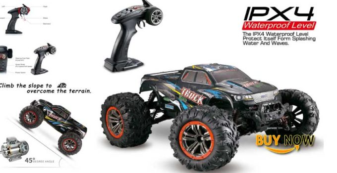 Hosim Large Size Scale RC High Speed Remote Control Truck 9125