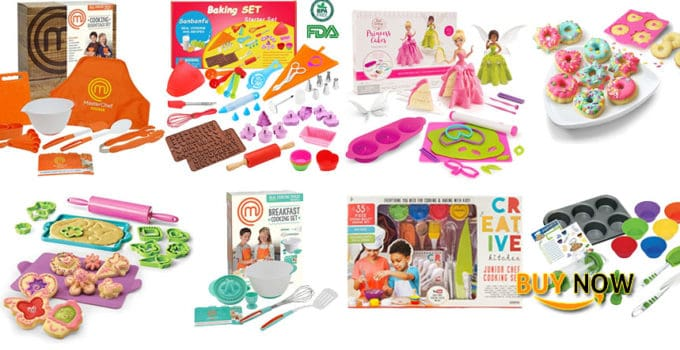 Cooking Toys That Make Real Food: Top 21 List 2019