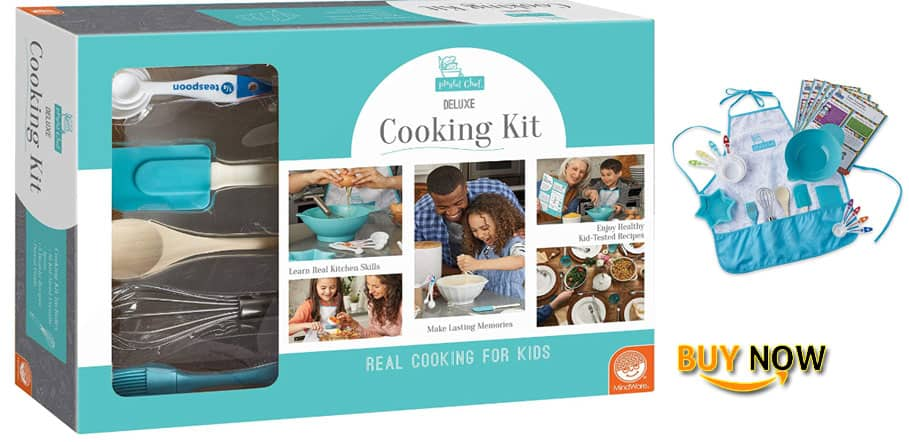 MindWare Playful Chef Useful Deluxe Cooking Kit Review