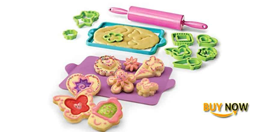 Real Cooking Deluxe Cookie Baking Set Review by Real Cooking
