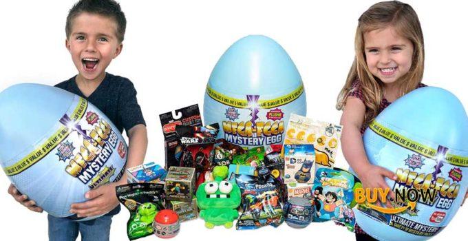Mega-Egga Toys Ultimate Surprise Giant Mystery Egg