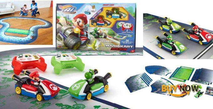 Hot Wheels AI Mario Kart Best Buy