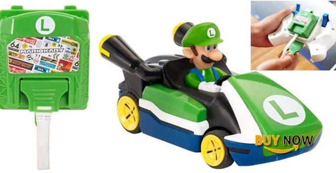 Hot Wheels Ai Mario Accessories : Kart Luigi Accessory