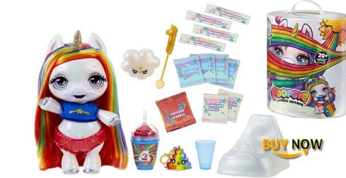Poopsie Slime Surprise Unicorn-Rainbow Bright Star Or Oopsie Starlight Toy Review
