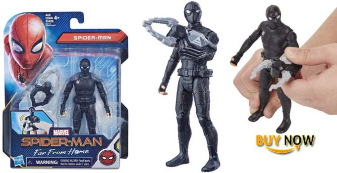 """Spider-Man: Far from Home Concept Series Stealth Suit 6"""" Action Figure"""