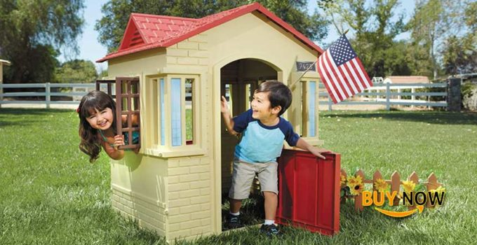 Little Tikes Cape Cottage, Tan