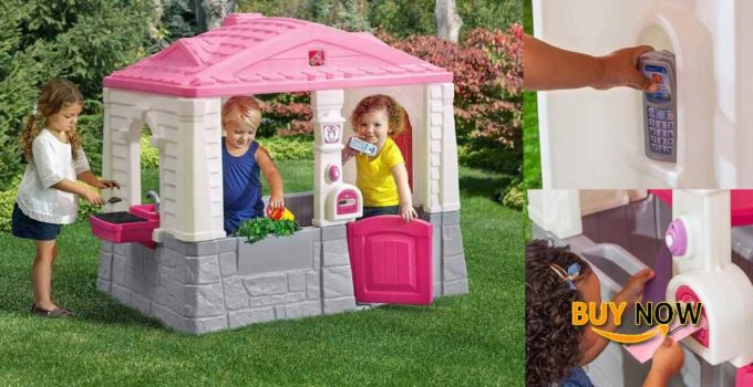 Step2 Naturally Playful Neat & Tidy Cottage Colored Sweet Pink Review