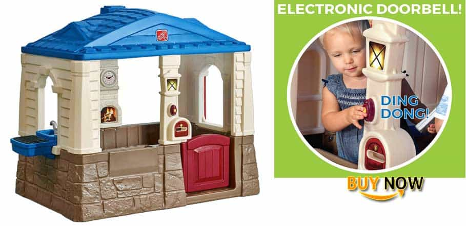 Step2 Playhouse Neat & Tidy Cottage Quick Review